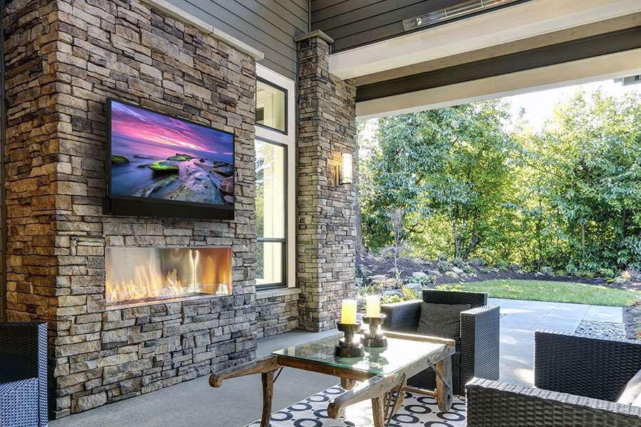 Why You Should Never Place an Indoor TV Outside?