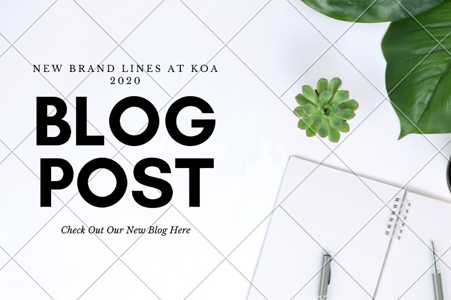 New Brand Lines at KOA and Much More In The Year 2020!