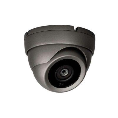 HD TVI 5MP Small Eyeball Dome Camera Grey K6508